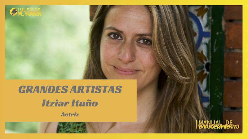 Entrevista a Itziar Ituño
