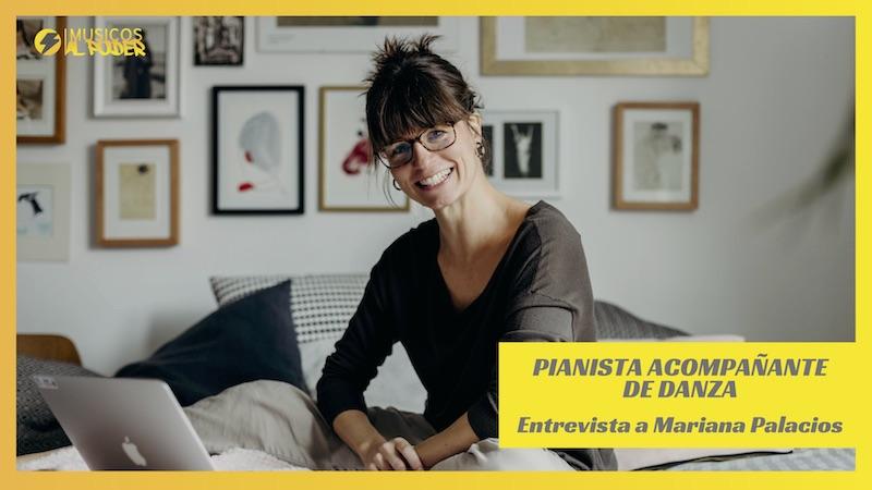 Pianista acompañante de danza – Entrevista a Mariana Palacios